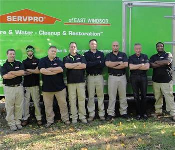 SERVPRO of East Windsor Team