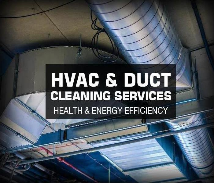 Commercial Have our SERVPRO of East Windsor professionals perform HEALTH AND ENERGY EFFICIENCY Services with our HVAC & AIR DUCT CLEANING Team.