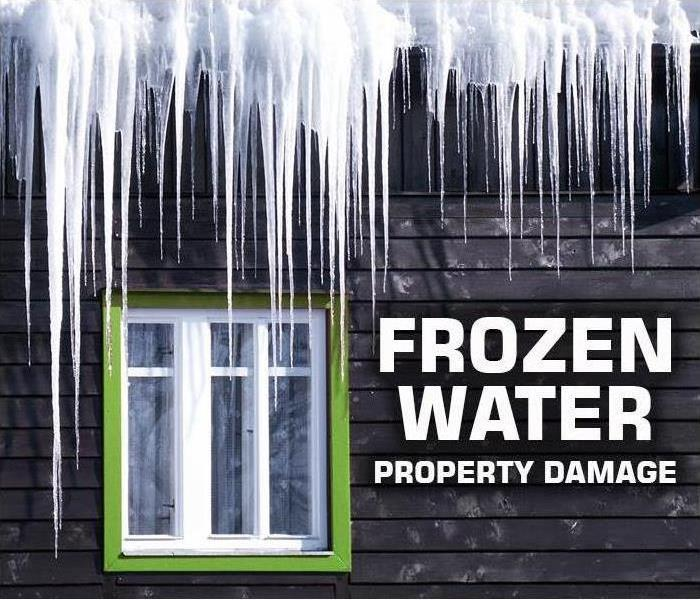 Water Damage Prevent a frozen water damage event in your home or business this winter.