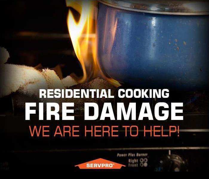 Fire Damage SERVPRO of East Windsor has some helpful tips to keep your Princeton kitchen safe from fire damage.