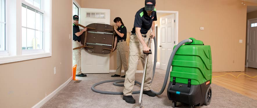 Princeton, NJ residential restoration cleaning